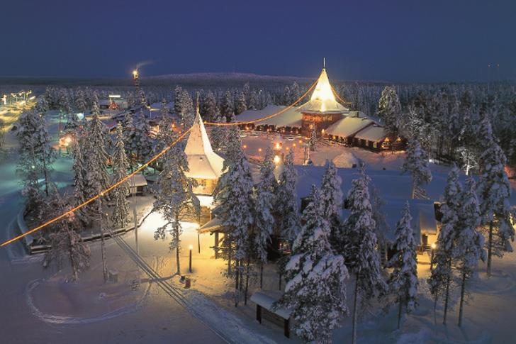 Rovaniemi Lapponia Babbo Natale.Viaggi A Rovaniemi Offerte Norama Tour Operator
