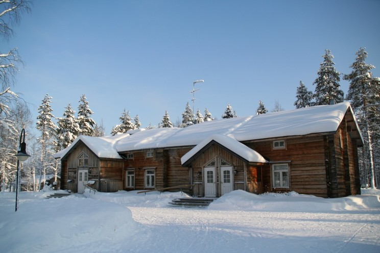 Saija lodge winter