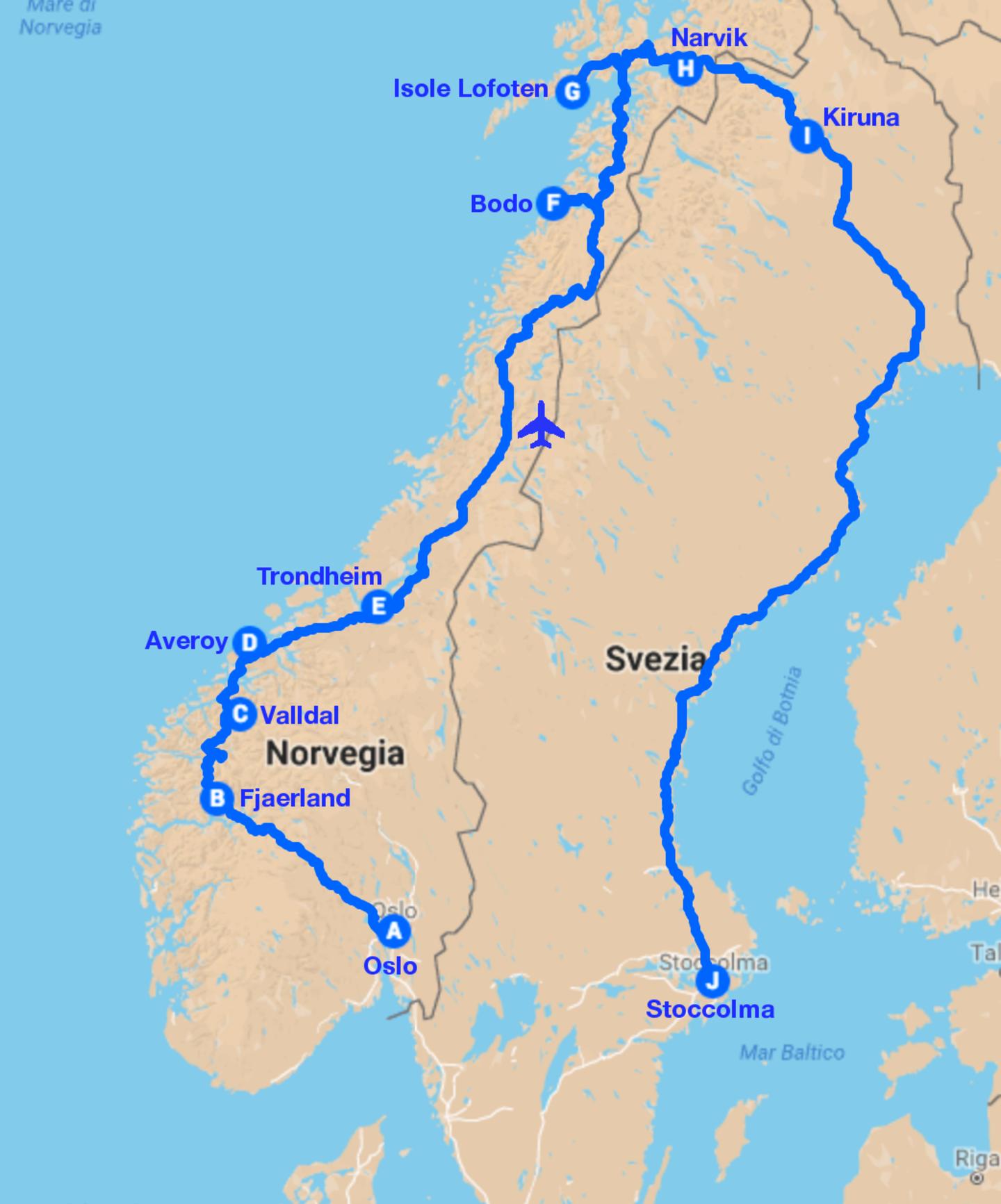 La Norvegia Cartina.Fly Drive Norvegia Dai Fiordi Alle Lofoten Tradizione E Design Norama Tour Operator