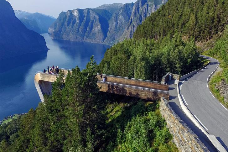 La Norvegia Cartina.Fly Drive Norvegia La Norvegia Dei Fiordi Oslo Bergen Alesund Norama Tour Operator