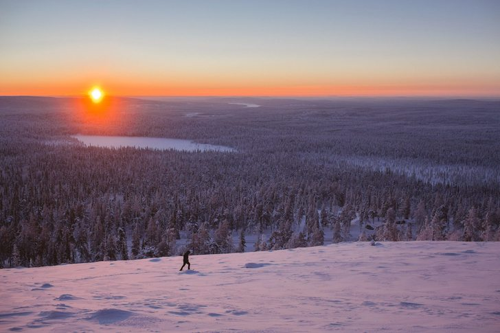 Yllas panorama by visitfinland