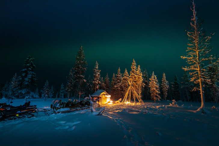 Aurora camp northerlights wildernesshotels 1