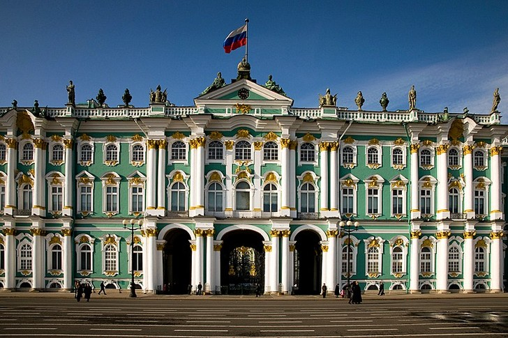 St peters winter palace